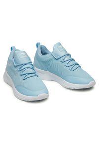 Niebieskie buty sportowe KangaRoos