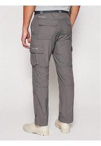 columbia - Columbia Spodnie outdoor Silver Ridge II 1794901 Szary Regular Fit. Kolor: szary. Sport: outdoor
