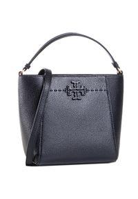 Czarna torebka klasyczna Tory Burch
