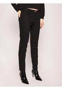 Laurèl Jeansy Skinny Fit Lisa 81017 Czarny Skinny Fit. Kolor: czarny. Materiał: jeans