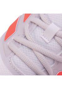 Białe buty do biegania Adidas z cholewką