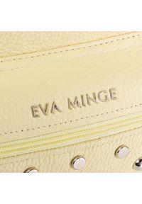 Żółty plecak Eva Minge