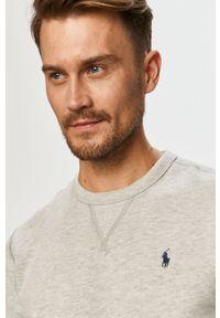 Szara bluza nierozpinana Polo Ralph Lauren na co dzień, casualowa, polo