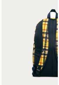 Żółty plecak Converse