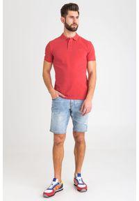 JOOP! Jeans - POLO Joop! Jeans. Typ kołnierza: polo. Wzór: nadruk, jednolity. Styl: sportowy