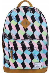 Czarny plecak Paul&Co