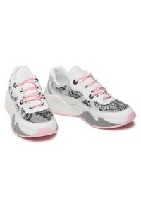 Big-Star - Sneakersy BIG STAR - HH274326 White. Okazja: na co dzień, na spacer. Kolor: biały. Materiał: skóra ekologiczna, materiał. Szerokość cholewki: normalna. Sezon: lato. Styl: casual