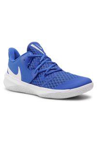 Niebieskie buty treningowe Nike Nike Court