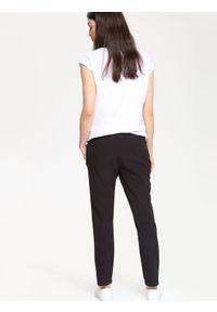Czarne spodnie TROLL do pracy, długie #6