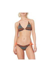 Strój kąpielowy damski Firefly Sabella 412418. Materiał: elastan, dzianina, materiał, poliamid. Wzór: kolorowy