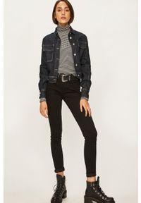 Czarne jeansy Levi's® na spotkanie biznesowe, biznesowe