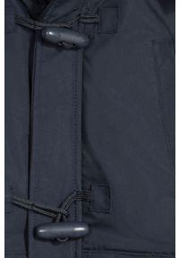 Niebieska kurtka Mayoral casualowa, z kapturem