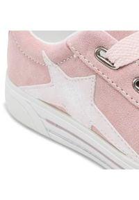 Primigi Sneakersy 3384000 S Różowy. Kolor: różowy