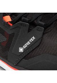 Adidas - Buty adidas - Terrex Agravic Gtx GORE-TEX EH3569 Core Black/Core Black/Solar Red. Kolor: czarny. Materiał: materiał. Technologia: Gore-Tex. Model: Adidas Terrex
