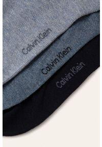 Skarpetki Calvin Klein melanż