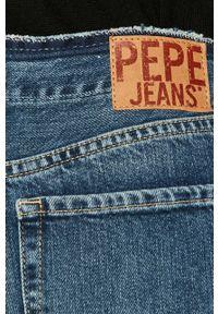 Niebieskie jeansy Pepe Jeans casualowe, na co dzień