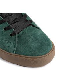 Zielone buty sportowe C1rca na co dzień, z cholewką