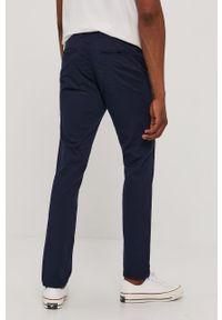 Niebieskie spodnie PRODUKT by Jack & Jones gładkie