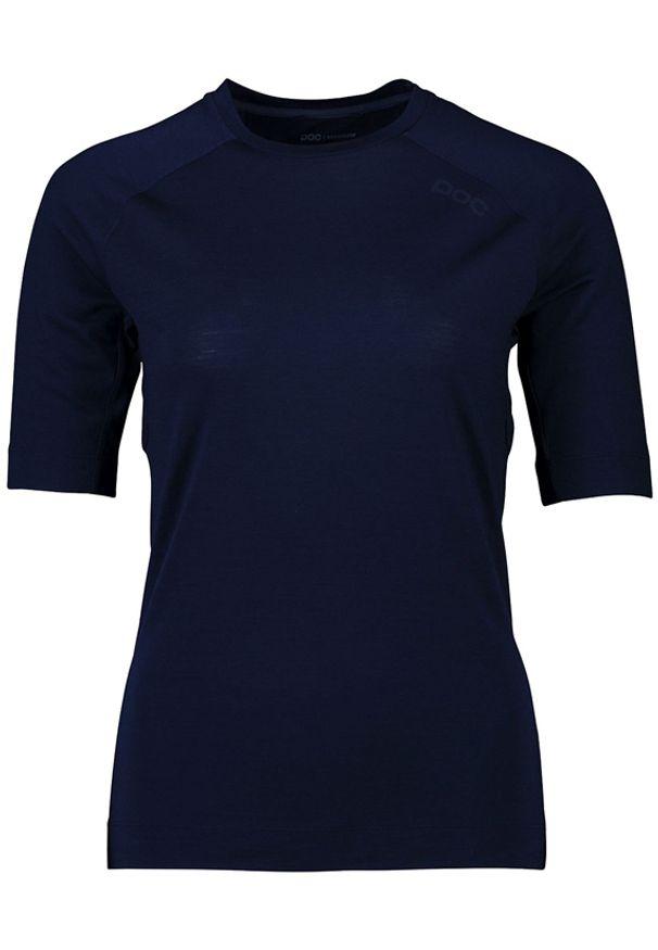 POC Koszulka damska Light Merino Blue Navy