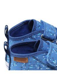 Reima - Trzewiki REIMA - Huvitus 569335 Blue 6641. Kolor: niebieski. Materiał: materiał. Szerokość cholewki: normalna. Sezon: zima