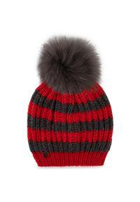 Czerwona czapka Manila Grace