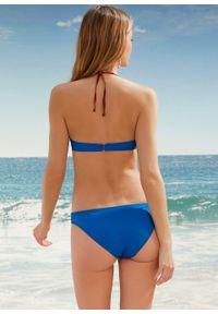 Bikini (2 części), przyjazne dla środowiska bonprix Bikini 2cz laz.nieb. Kolor: niebieski. Materiał: materiał