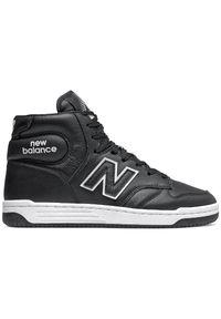New Balance BB480HD. Materiał: skóra. Szerokość cholewki: normalna. Sport: koszykówka