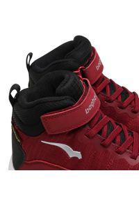 Czerwone buty zimowe Bagheera