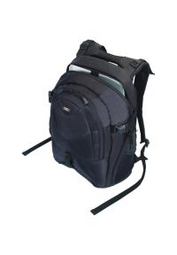 Czarny plecak na laptopa TARGUS biznesowy