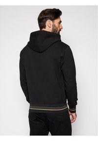 Versace Jeans Couture Bluza B7GWA7TX Czarny Regular Fit. Kolor: czarny
