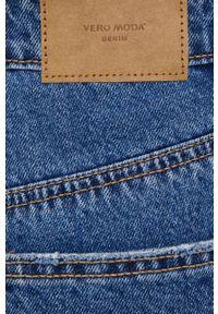 Vero Moda - Jeansy Kithy. Kolor: niebieski