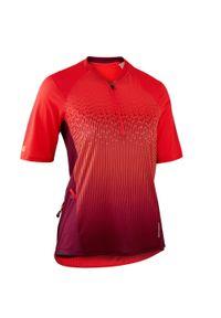 Koszulka rowerowa ROCKRIDER krótka, z krótkim rękawem