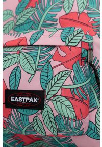 Eastpak - Plecak. Kolor: różowy. Materiał: poliester