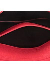 Czerwona torebka Patrizia Pepe elegancka