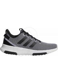 Buty sportowe Adidas z aplikacjami, z paskami, z cholewką, wąskie