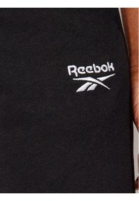 Czarne spodnie dresowe Reebok Classic