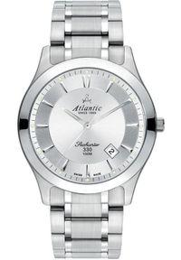 Niebieski zegarek Atlantic