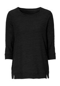 Czarny sweter Cellbes z okrągłym kołnierzem