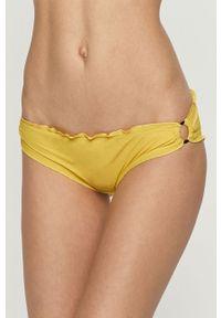 Żółty strój kąpielowy dwuczęściowy Kate Spade