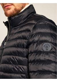 Czarna kurtka puchowa Marc O'Polo polo