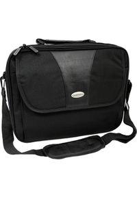 Czarna torba na laptopa Esperanza