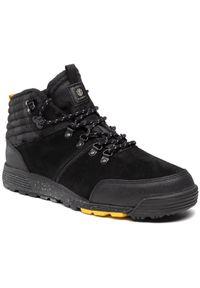 Czarne buty skate Element