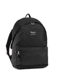 Czarna torba na laptopa Pepe Jeans