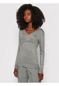 Guess Sweter Doriane W1YR0O Z2NQ0 Szary Regular Fit. Kolor: szary