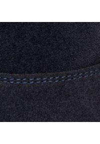 Niebieski kozaki Oleksy z cholewką #8