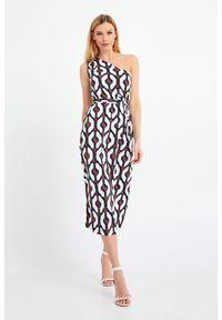 Sukienka Max Mara Beachwear elegancka, maxi