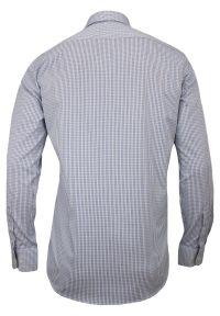 Elegancka koszula Ranir z długim rękawem, długa, do pracy, w kratkę #3