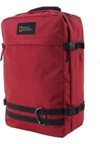 Czerwony plecak National Geographic