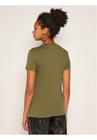 Zielony t-shirt Guess