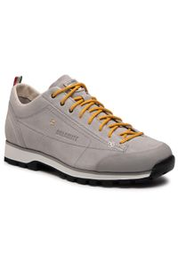 Szare buty trekkingowe Dolomite trekkingowe